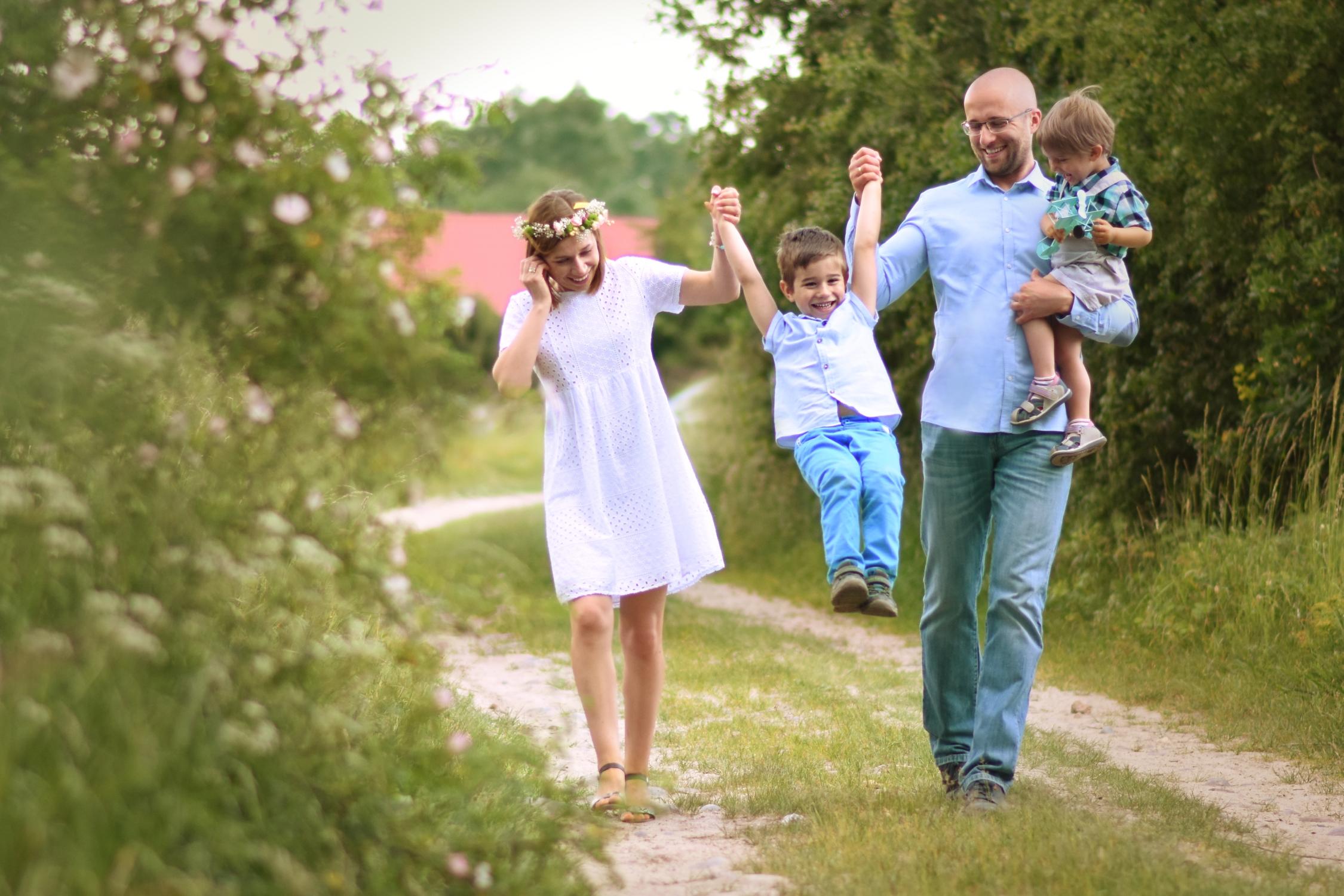 zdjęcia rodzinne sesja rodzinna legnica lubin